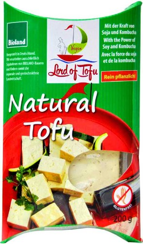 Lord of Tofu Bio Natural Tofu 200g