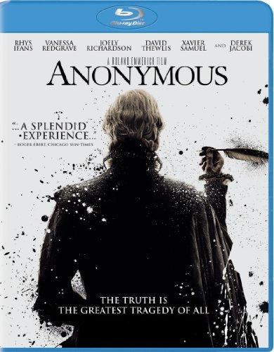 Anonymous [Edizione: Stati Uniti]