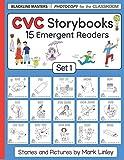 CVC Storybooks: SET 1: Teacher Edition