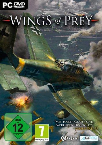 Wings of Prey (PC) [Importación alemana]