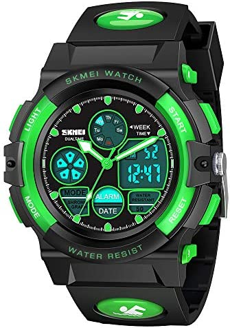 SOKY Gifts for 5 16 Year Kids Watches for Kids Boys 10 12 Waterproof Digital Sports Watch Toys product image