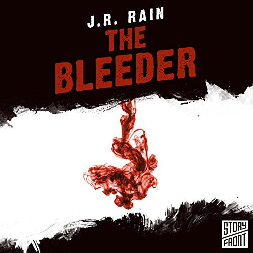 The Bleeder audiobook cover art