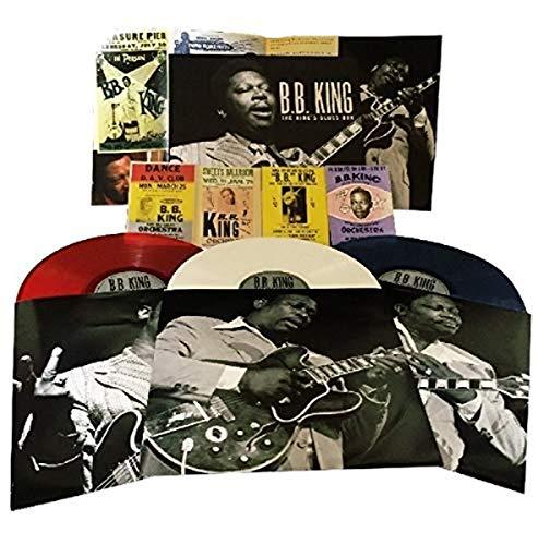 The King's Blues Box 3LP [Vinyl LP]