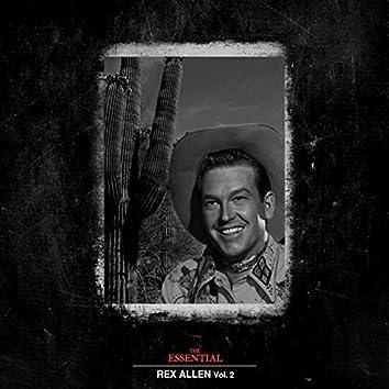 The Essential Rex Allen Vol 2