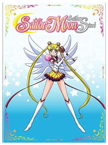 Sailor Moon Sailor Stars: Season 5 Part 1 (3 Dvd) [Edizione: Stati Uniti] [Italia]