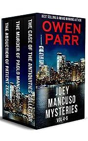 Joey Mancuso Mysteries: Volumes 4 - 6