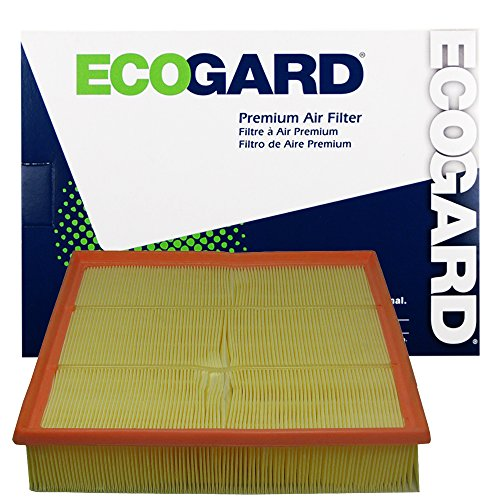 ECOGARD XA5539 Premium Engine Air Filter Fits Dodge Sprinter 2500 2.7L DIESEL 2003-2006, Sprinter 3500 2.7L DIESEL 2003-2006   Freightliner Sprinter 2500 2.7L DIESEL 2002-2006