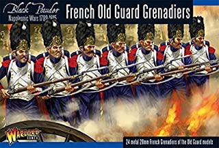 Black Powder French Old Guard Grenadiers Warlord Games
