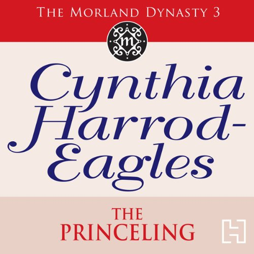 Dynasty 3: The Princeling audiobook cover art