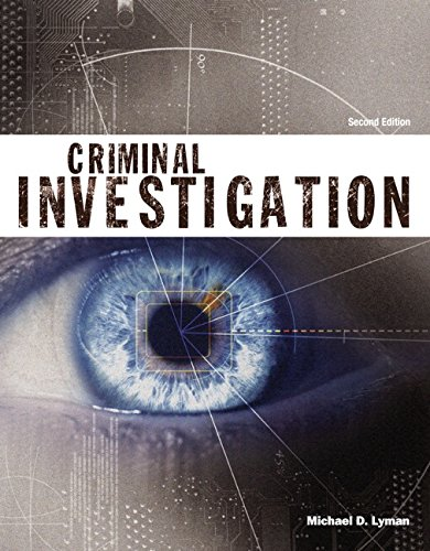 Criminal Investigation (Justice Series), Student Value Edition with MyLab Criminal Justice with Pearson eText -- Access