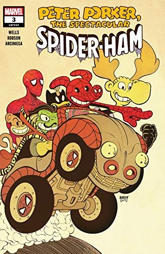 Spider-Ham (2019-) #3 (of 5) (English Edition)