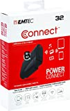 EMTEC Power Connect 32GB SD WiFi 5200Mah Power Bank