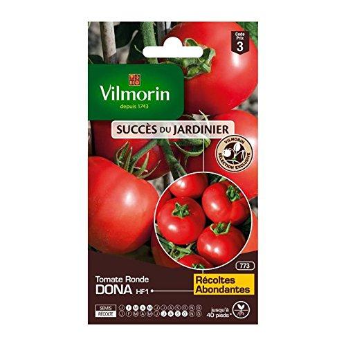 VILMORIN Tomate Dona HF1 Sachet de graines - Création Vilmorin