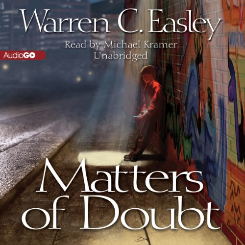 Matters of Doubt audiobook cover art