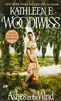 By Kathleen E Woodiwiss Ashes in the Wind  Reprint