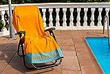 Burrito Blanco Toalla Armand Basi 62 | Toalla Playa | Toalla Piscina | 100% Algodón |...
