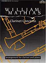 Concerto for Clarinet: Reduction for Clarinet and Piano
