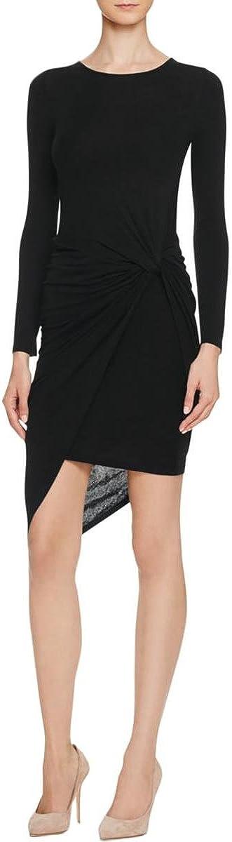 ASTR the label Women's Naomi Asymmetrical Long Sleeve Dress