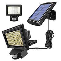 99 LED太陽PIRセンサーの洪水ライト5M防水屋外の内部ガーデン安全太陽光