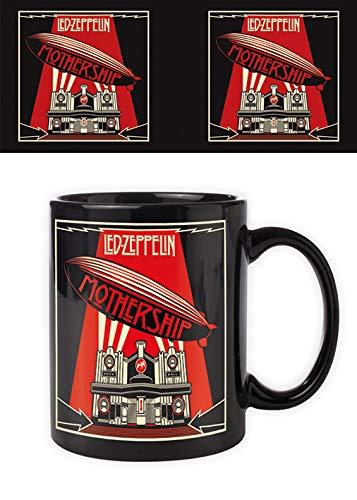 Led Zeppelin MG25381C Tasse aus Keramik, 315 ml, Mothership