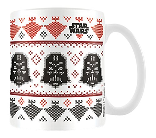 Star Wars - Mug Darth Vader Christmas, 320 ML