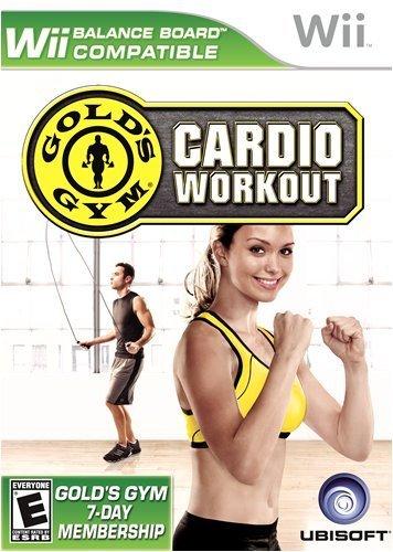 Gold's Gym Cardio Workout - Nintendo Wii (Renewed)