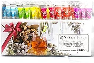スタイルスティック(ティーミックス) 24本 6種類の味 紅茶 ギフト