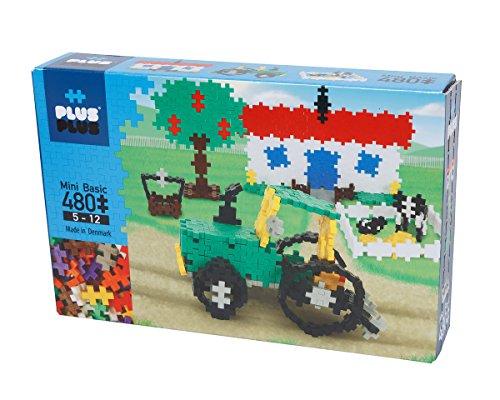 Plus-Plus- Puzzle de construcción (3742)