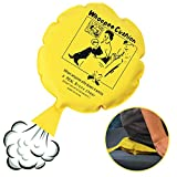 Whoopie Cushion Bulk Prank Toy - Mini Whoopee Cushions for Kids Self Inflating, Fart Bag Gift Party Favors Set , Whoopy Cushion Fake Poop Gifts for Adults