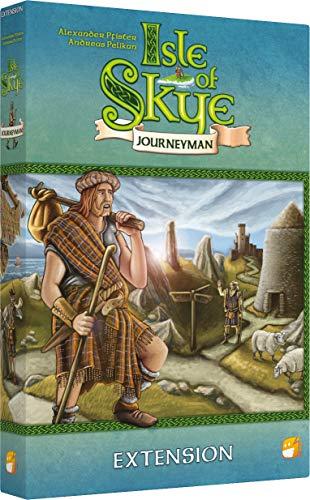 Isle of Skye: Extension Journeyman Asmodee - Juego de Mesa