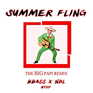 Summer Fling (The Big Papi Remix) - Single