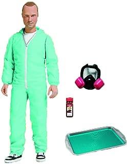 Mezco Toys Breaking Bad: Jesse Pinkman green Hazmat 6