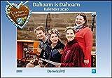 Dahoam is Dahoam 2020 - Broschürenkalender - Wandkalender - mit Jahresplaner - Format 42 x 29 cm - DUMONT Kalenderverlag