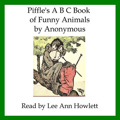 Piffle's A B C Book of Funny Animals cover art