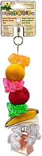 Penn Plax Treat Kabob Bird Toys, Large