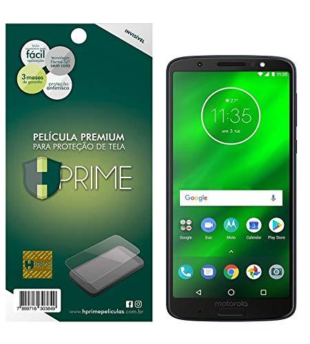 Pelicula Hprime invisivel para Motorola Moto G6 Plus, Hprime, Película Protetora de Tela para Celular, Transparente