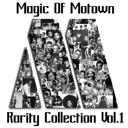 Magic of Motown, Vol. 1 (Rarity Collection)