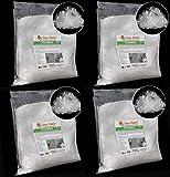 POLIFIBRAS de Tecno Prodist, fibras para hormigón, mortero o yeso. - Polipropileno (Pp) - Refuerzo y resistencia, evita la fisuración - rápida y homogénea dispersión de la mezcla (4 Bolsas 500 gr)