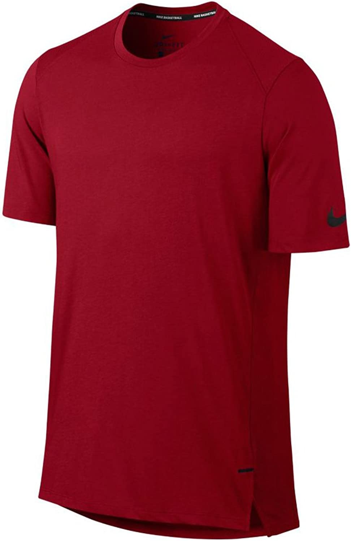 Nike M Nk Brthe Top Ss Elite Elite Elite - Track rot Track rot Track rot  B01JI6VXQQ  Qualifizierte Herstellung 423212