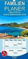 MALLORCA, Meine Balearische Insel - Familienplaner hoch (Wandkalender 2022 , 21 cm x 45 cm, hoch): Traumhafte Insel-Ansichten fernab vom Tourismus (Monatskalender, 14 Seiten )