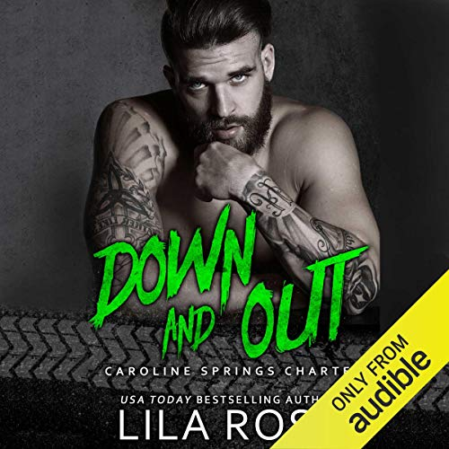 Down and Out audiobook cover art