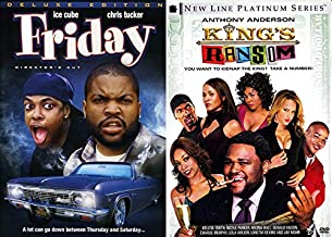 Today Was A Good Day: Friday & King's Ransom (2 DVD Comedy Pack)