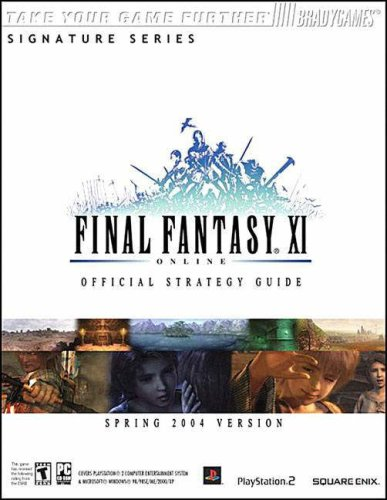FINAL FANTASY® XI Official Strategy Guide for PS2 & PC