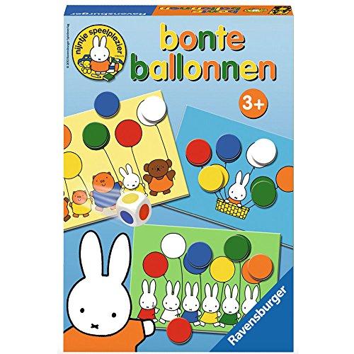 Bunte Ballons / Miffy Bonte Ballonnen