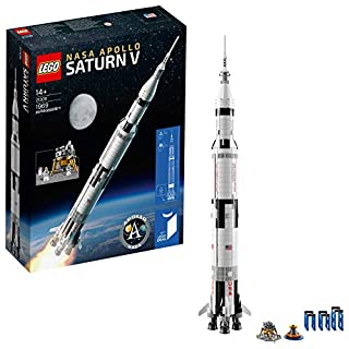 Lego S.P.A. NASA Apollo 11 Saturn-V Ideas (B06XRXB92G) | Amazon price tracker / tracking, Amazon price history charts, Amazon price watches, Amazon price drop alerts