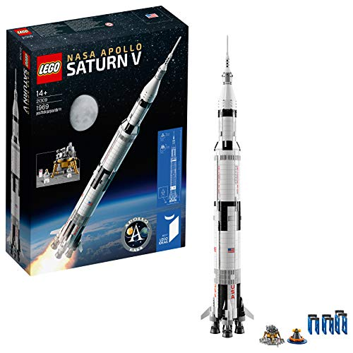 LEGO Ideas-NASA: Apolo Saturno V,...