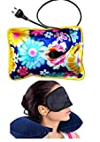 HETASH Electric Hot Bag Heating Heat Pad with Neck Pillow and Ear Plug
