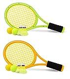 Best Kids Tennis Rackets - Kids Tennis Racket Set with Ball, Plastic Tennis Review