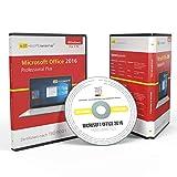 Microsoft® Office 2016 PRO (Professional Plus) DVD mit original Lizenz. Europsoft Box. Papiere & Zertifikate. Alle Sprachen 32 & 64bit