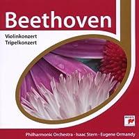 Violin Concerto: Stern(Vn) Bernstein / Npo +triple Concerto: Istomin Stern Rose Ormandy / Philadelphia O